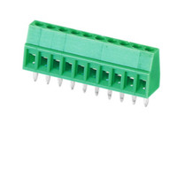 Terminal Blok PCB Screw KF128- 10P size 2.54mm