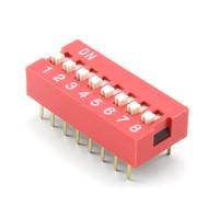 DIP Switch 8 Bit