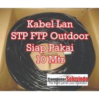 Kabel LAN STP FTP CAT5e 10Meter OutDoor