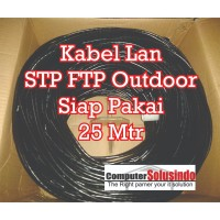 Kabel LAN STP FTP CAT5e 25Meter OutDoor