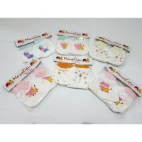 Sarung Tangan Bayi Polos / Kaos Kaki Bayi Katun