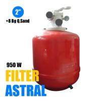 Filter Astral ACC Top 950w MPV 2 Inch Plus 8Bg Q.Sand