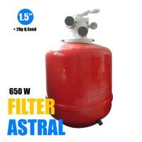 Filter Astral ACC Top 650w MPV 1.5 Inch
