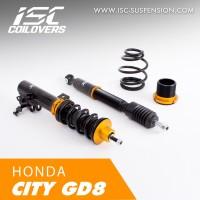 ISC COILOVER - HONDA CITY GD8