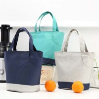 Lunch cooler Bag tas bekal panas dingin Handbag Case Tote bag F278