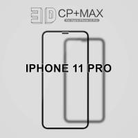 NILLKIN Iphone 11 PRO 3D CP+MAX Tempered Glass Anti Gores NILKIN