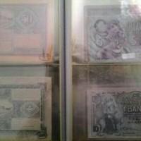 Koleksi Oeang Lama Indonesia (165 pcs)