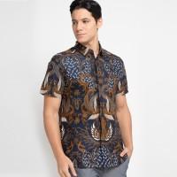 [Arthesian] Kemeja Batik Pria - Anstade Batik Printing