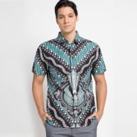 [Arthesian] Kemeja Batik Pria - Ravael Batik Dobby