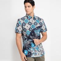 [Arthesian] Kemeja Batik Pria - Harun Batik Printing