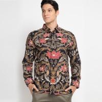 [Arthesian] Kemeja Batik Pria - Andreas Batik Printing