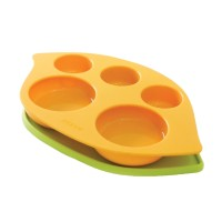 Monee Kids Silicone Food Plate