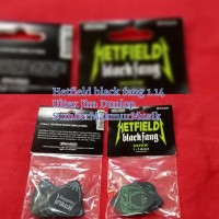 Pick gitar Hetfield Black Fang 1.14 Ultex Jim Dunlop MADE IN USA