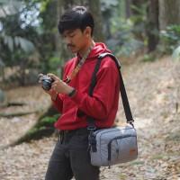 Tas kamera dan tablet eibag 1758 Abu