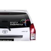 Stiker Stiker Mobil Pesona Indonesia Stiker Terlaris Stiker Lucu