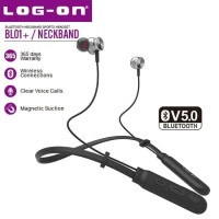 Sport Headset Log-on BL01+Neckband Best quality original