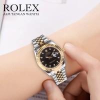 FREE BOX BUY 5 GET 1 FREE jam tangan wanita rolex new fashion 2019 dan