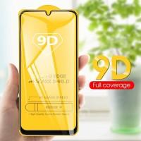 Tempered Glass Samsung M30 9D full cover glue lem anti gores 9H