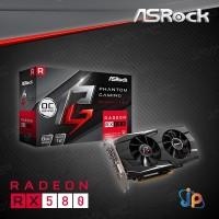 VGA ASROCK Phantom Gaming D Radeon RX580 8GB OC - RX 580 8 GB GDDR5