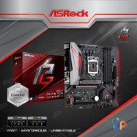 Motherboard ASROCK B365M Phantom Gaming 4 (LGA1151, USB3.1, SATA3)