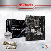 Motherboard ASROCK B365M-HDV (LGA1151, B365, DDR4, USB3.1, SATA3)