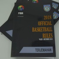 Master Book Fiba 2018 Official Basketball Rules ( Terjemahan )