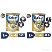 Nutrilon Royal 3 Actiduobio 800gr Madu / Vanilla