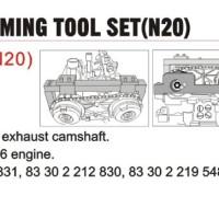 BMW TIMING TOOL SET N20 JTC-4280 XXc5YT5702