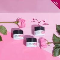 Rose Cream / Krim Leher dan Lipatan Ella Skin Care / Pencerah Leher