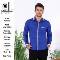 Kemeja Pria Fashion Terbaru Postillo
