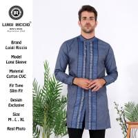 Baju Gamis Pria Model Pakistan New 2019 by Luigi Riccio