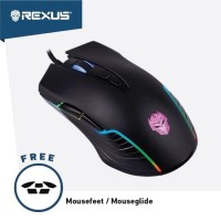 Rexus X12 Xierra Professional Gaming Mouse RGB