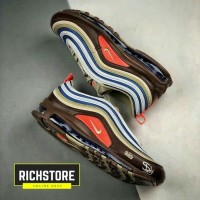 Nike Airmax Eminem Shady Record Sepatu Sneakers Sepatu Hot Sale