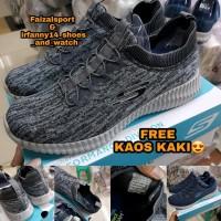 Sepatu Skechers Pria Skechers Hartnel With Memory Foam Empuk Dijamin