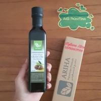 Minyak Zaitun ARIHA 250ml Premium Extra Virgin Olive Oil AsliPALESTINA