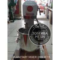 Planetary Mixer Dough DMX-B15 15L Roti Kue