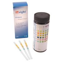INSIGHT URINALYSIS - REAGENT STRIPS - 10 PARAMETER - TES URINE 10 P