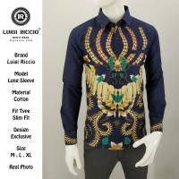 Batik Luigi Riccio Terlaris 2019