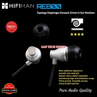 HIFIMAN RE800 / RE 800 Topology Diaphragm Dynamic in-Ear Monitors