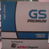 Aki GS ASTRA ns60 premium aki basah