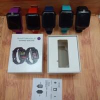 Bluetooth Smartwatch Touch Screen Detak Jantung