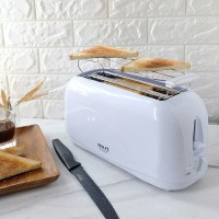 Pemanggang Roti / Bread Toaster 4 slice / IDEALIFE IL–204S