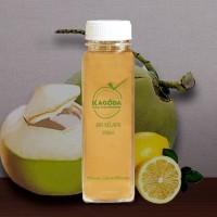 Air Kelapa Asli & Lemon 250ml