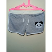 celana santai motif panda bisa untuk gym