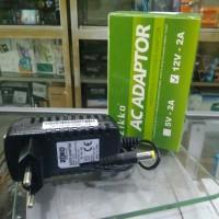 Adaptor 12v 12 volt 2A 2 amper ampere Zikko