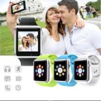 JAM SMARTWATCH A1Touch Screen GSM Sim Card-GSM