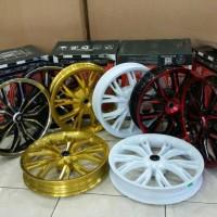 Velg Motor Racing Honda Pcx 150 - Vario 125 150 - Tapak Lebar 250 350