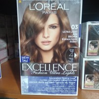 Loreal Excellence Ultra light seri