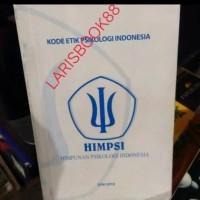 KODE ETIK PSIKOLOGI INDONESIA HIMPSI