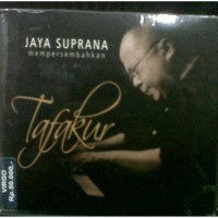 JAYA SUPRANA - TAFAKUR CD BARU SEALED PIANO